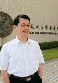 成大醫院介入性放射線科主任 劉益勝 醫師。 圖/劉益勝 醫師 提供