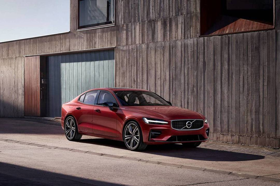 首次美國生產的沃爾沃! 第三代Volvo S60帥氣亮相