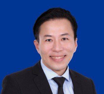 KPMG安侯企業管理公司邱立成副總 圖/KPMG安侯企業管理公司提供