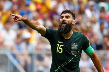 澳洲爆冷1:1逼平丹麥 罰進關鍵12碼避免提前出局
