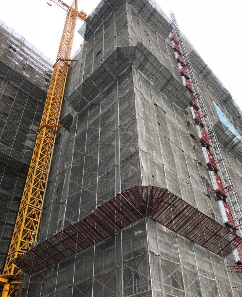 建築法修法草案中針對一定規模以上建築物,須導入第三方專業團體查驗的監造制度。 圖...