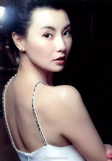 張曼玉雖已53歲,仍舊保養得宜。圖/摘自微博