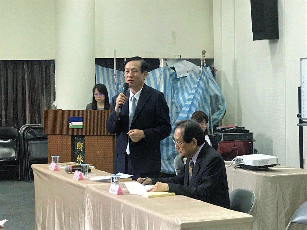 鄉林建設董事長賴正鎰 圖/鄊林提供