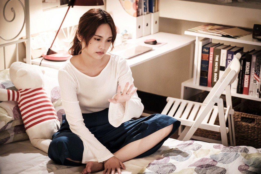 楊丞琳戲外成為網友的「釐清愛」大師。圖/八大提供