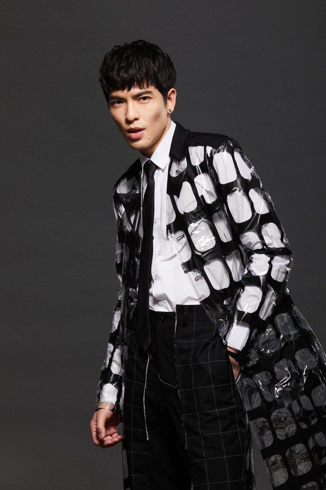 蕭敬騰擔任本屆金曲獎主持人。圖/喜鵲娛樂提供