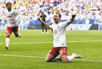世足C組晉級二搶一 丹麥緊咬 澳洲要很拚