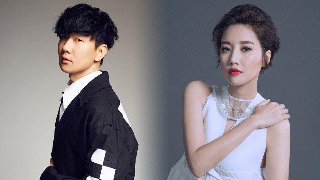 林俊傑跟A-Lin都將在金曲獎表演。圖/台視提供