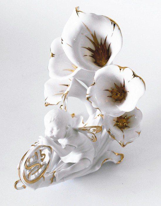 「1300」以花草為靈感做出音樂主題。