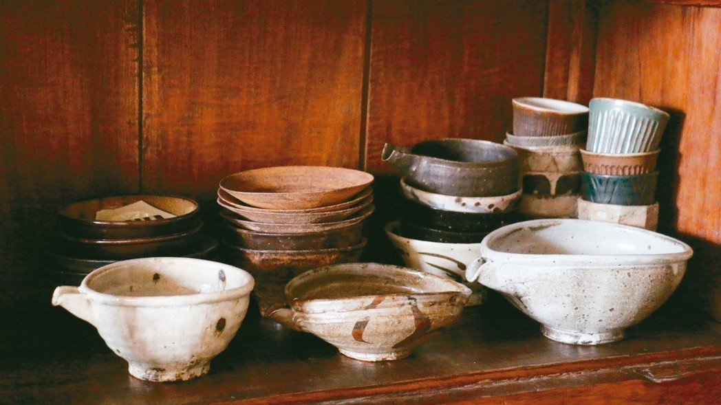 多看多選,形成自己的器皿品味。 圖/徐銘志