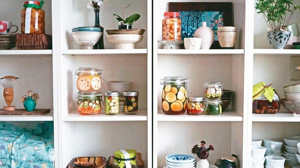 保存食物與料理的器物是生活的軌跡。