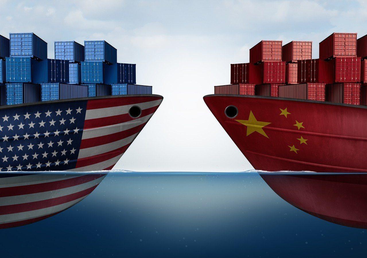 美中雙方爭鋒相對,貿易戰弩拔弓張,輸贏未見分曉,股市已應聲下跌。圖/ingima...