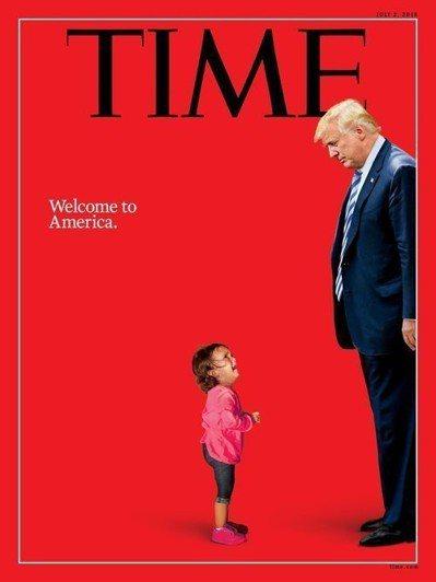 預定7月2日出刊的時代雜誌封面。 取材自時代雜誌網站