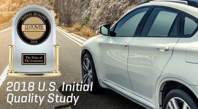 全球知名市調評鑑機構《J.D. Power》,日前公布新車初始質量研究報告(Initial Quality Study),今年韓系汽車品牌表現相當亮眼。 圖/J.D. Power提供