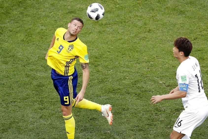 瑞典前鋒貝治征戰俄羅斯世界盃,突發奇想在Facebook上舉辦贈獎活動,提供幸運...