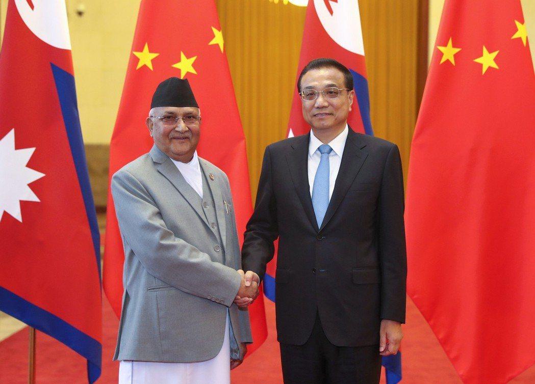 中國、尼泊爾將合建跨境鐵路 印度恐不滿