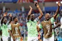 奈及利亞下半場變陣狂轟猛炸 冰島惜敗尚有生機