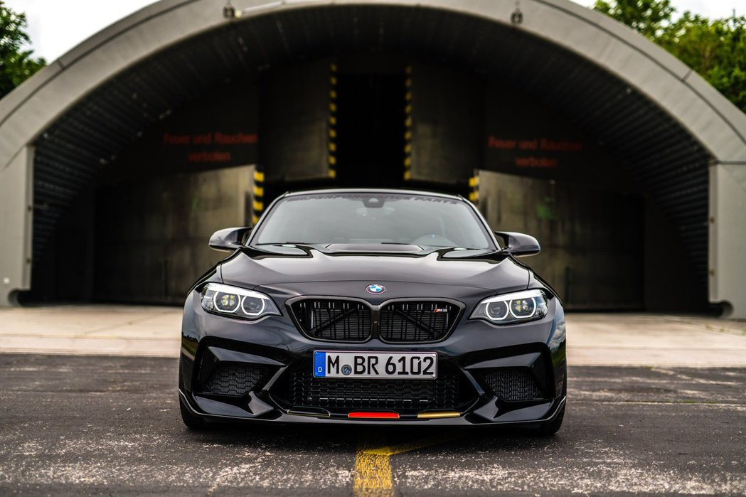 BMW M2 Competition Germany Edition。 摘自BM...