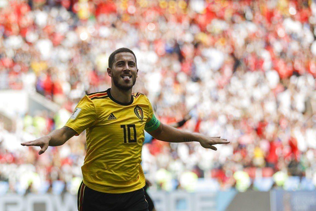 阿扎爾這場展現世界級中場水準,能傳能射,用12碼為比利時首開紀錄,也締造世界盃前...