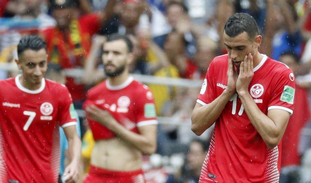 突尼西亞雖然被淘汰,但最後對巴拿馬之戰還是要全力求勝,中止世界盃連續13場球賽不...