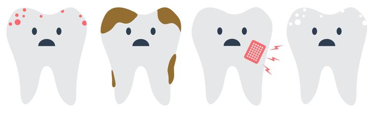 用力刷牙,一天刷牙很多次,就能保證牙齒健康嗎?那可不一定,牙醫師發現,很多人終其...