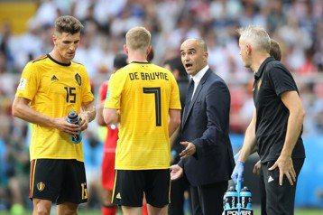 3名球員受傷 比利時教頭:對英可能會變陣
