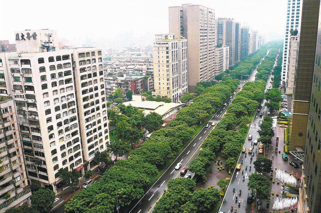 永慶房屋表示,台北第三季房價較高點跌13.1%。 圖/聯合報系資料照片