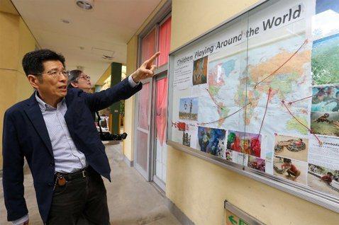 台東均一中小學採用華德福教學,董事長嚴長壽希望能貢獻心力,來翻轉台灣教育體制。 ...