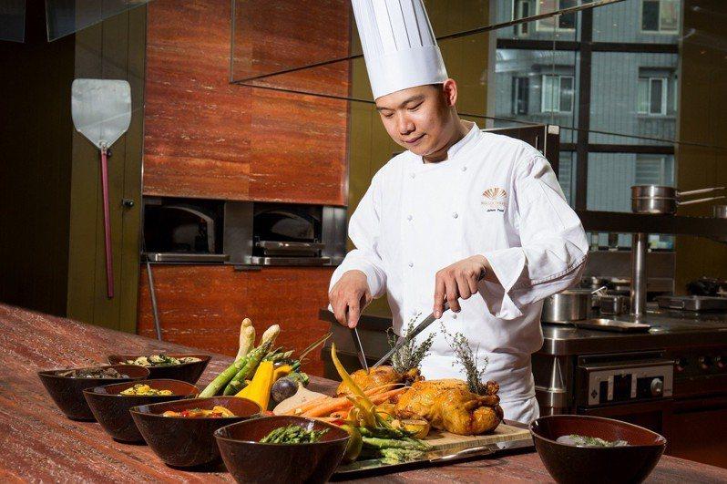 台北文華東方酒店Bencotto義大利餐廳「義」起早午餐推出升級版菜色。圖/台北文華東方酒店提供