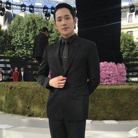 巴黎男裝周/Thom Browne打造成人童話 丁海寅捧場Kim Jones首秀