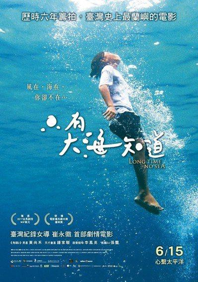 Long Time no Sea 《只有大海知道》無巧不成書,最近上映的一部國片...