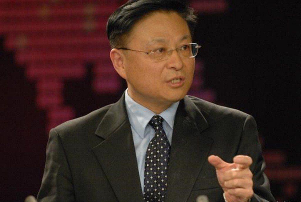 中國大陸學者閻學通。圖擷自新浪微博