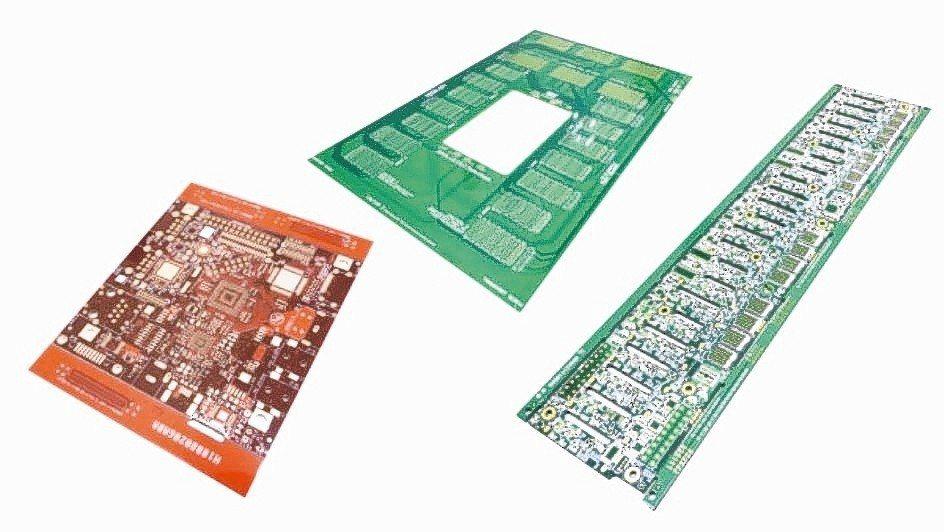 邑昇實業的二階雷射接孔+VIP、大尺寸806X520mm 20層板、深控背鑽厚板...