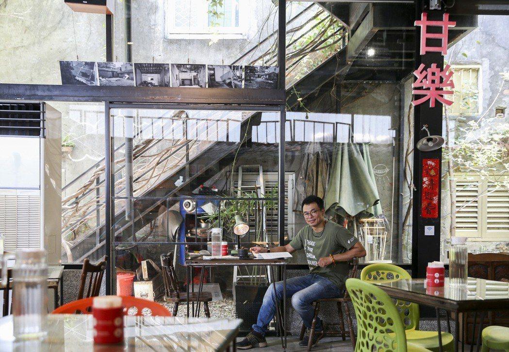 林峻丞很認同日本推動「地方創生」的概念:地方創生必須回到教育現場,讓青年返鄉,解...