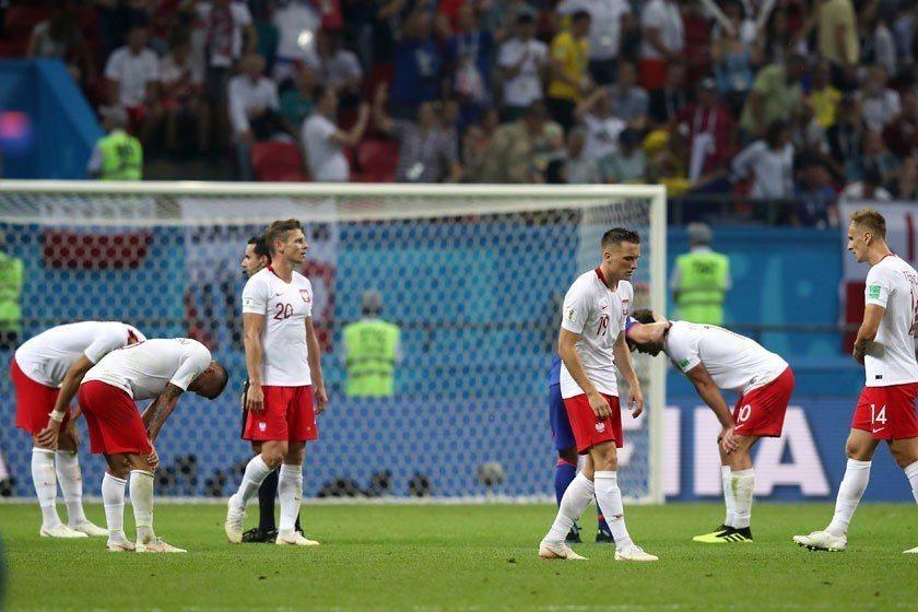 波蘭身為種子球隊之一,竟然被哥倫比亞踢得潰不成軍,連兩敗之後也只能宣告出局。 美...