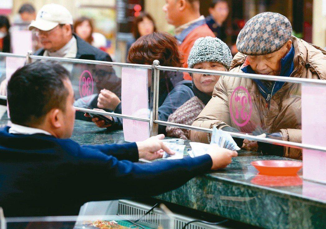 銀行行員是許多人的夢想職業(示意圖,非當事人) 圖片來源/聯合報系