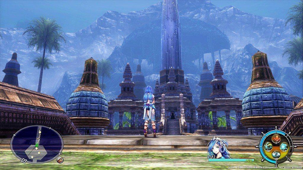 其實小虎覺得遊戲裡面的場景做得還不差,至少讓我感受得到廣闊或是熱帶島嶼的風格。不...