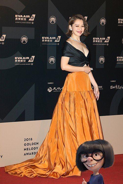 最最性感 徐若瑄 圖/聯合報系資料照