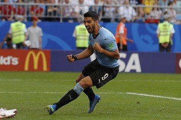 烏拉圭3:0力克地主俄羅斯 分組一、二名晉級16強