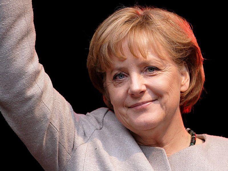梅克爾領導歐洲16國於24日舉辦緊急會議,針對移民議題討論。(photo by ...