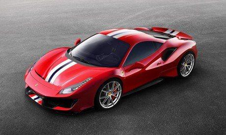 (影音)坐上 Ferrari 488 Pista跑一圈Fiorano賽道吧!