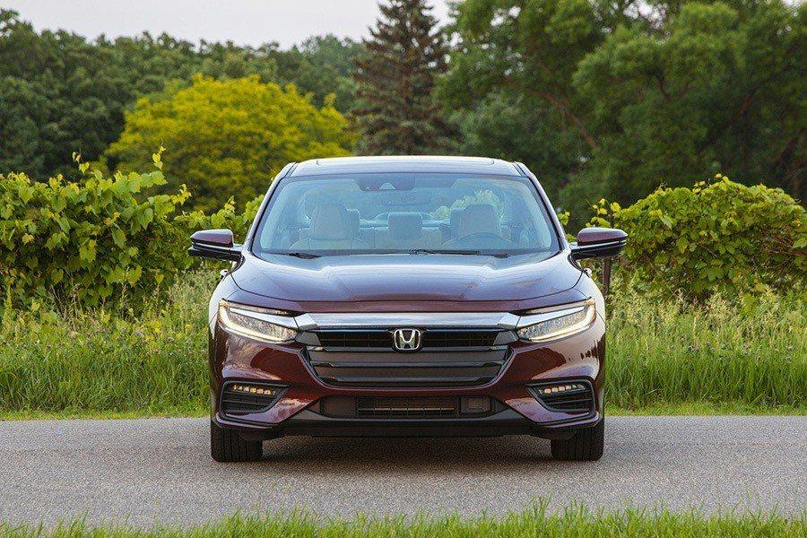 美規Honda Insight Honda提供