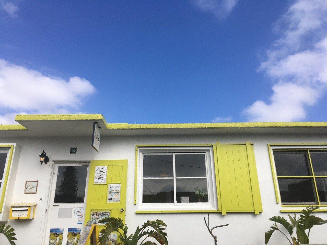 沖繩。 圖/小編