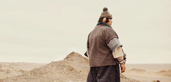 林子聰在「齊天大聖-火焰山」中飾演豬八戒。圖/艾迪昇提供