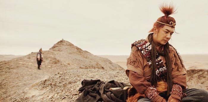 陳浩民在「齊天大聖-火焰山」中飾演孫悟空。圖/艾迪昇提供