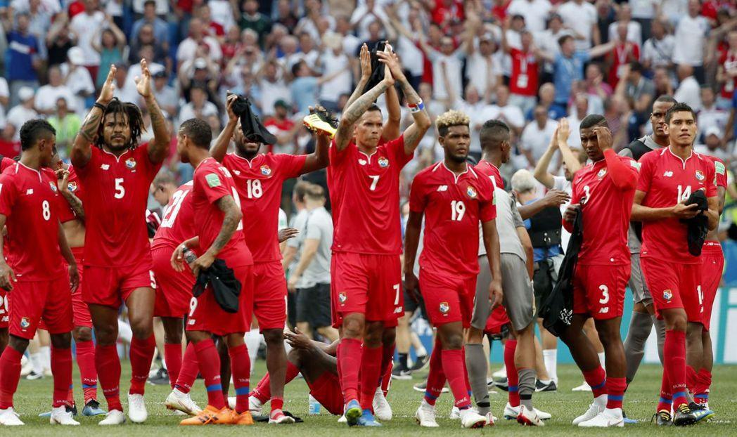 本屆世足賽32強的巴拿馬,與我國有百年邦誼,但在去年斷交。 (歐新社)