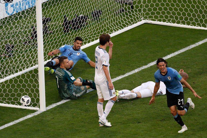烏拉圭輕取地主俄羅斯好不快樂!但拿下分組第一後,卻踏上一了條充滿荊棘的爭冠之路。...