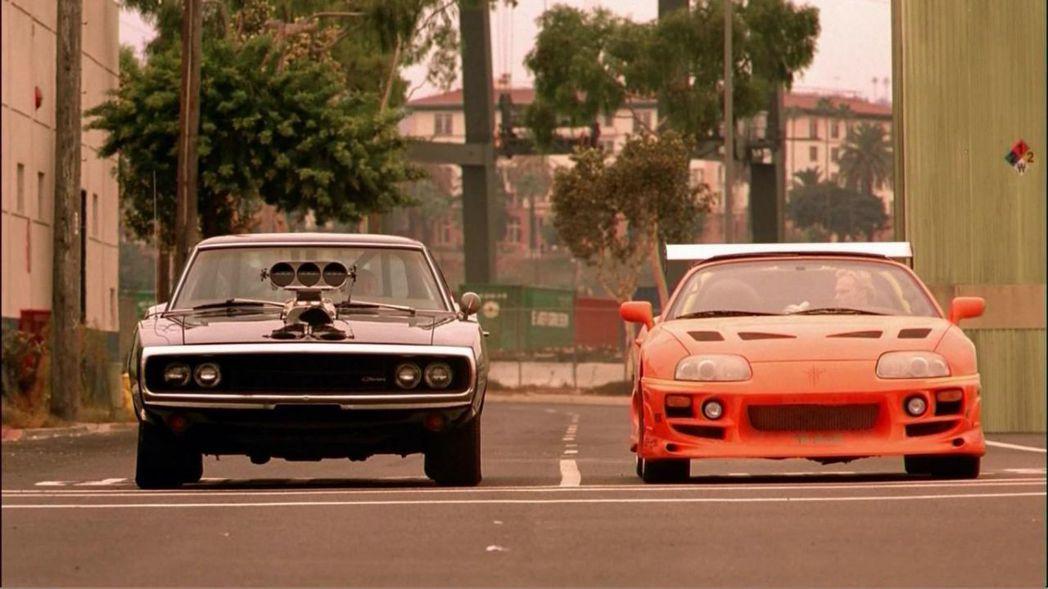 玩命關頭第一集裡,保羅沃克的Supra出盡風頭。 摘自Movie Car Cha...