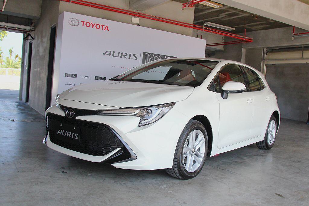 外型動感的Toyota Auris現在也成為全球戰略車款,不僅在歐洲銷售、重返北...