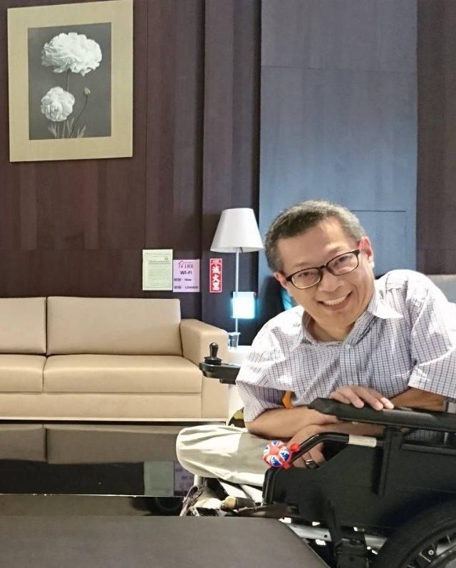 財團法人自由空間教育基金會董事長 唐峰正