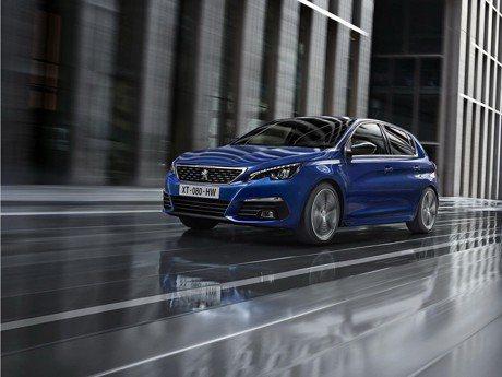 新世代Peugeot 308將於2020年發表!GT與GTi將導入油電動力